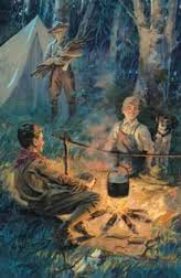 Rockwell_Norman_Camping_Picture